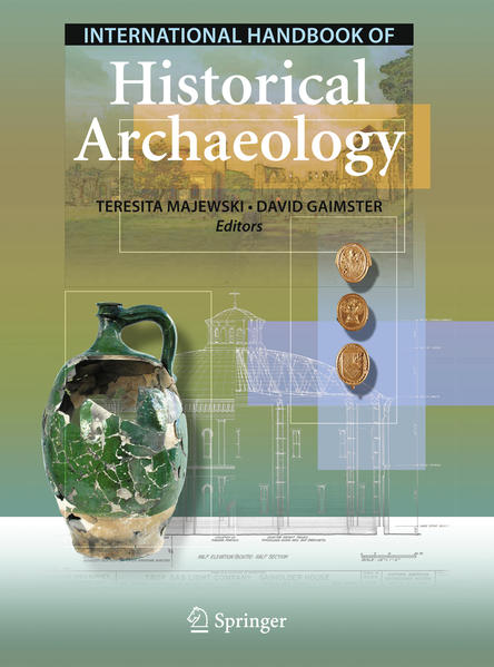 International Handbook of Historical Archaeology - Coverbild