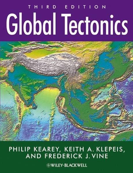 Global Tectonics - Coverbild