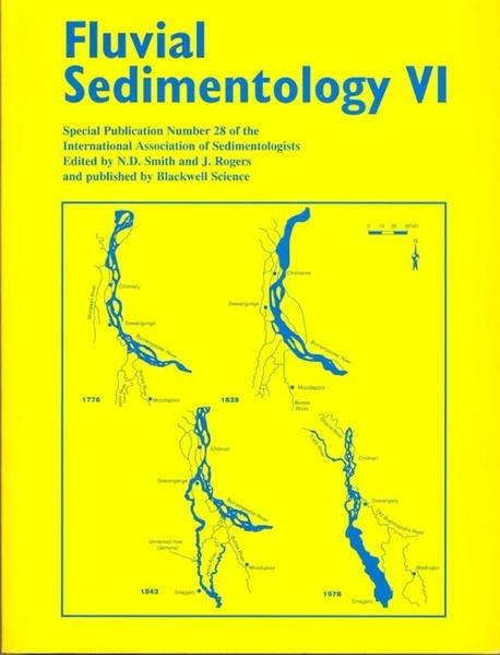 Fluvial Sedimentology VI (Special Publication 28 of the IAS) - Coverbild