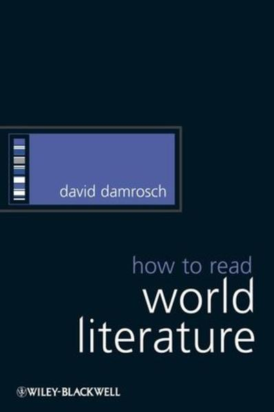 How to Read World Literature - Coverbild