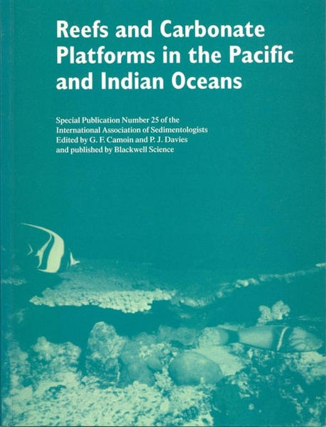 Reefs and Carbonate Platforms in the Pacific and Indian Oceans (Special Publication 25 of the IAS) - Coverbild