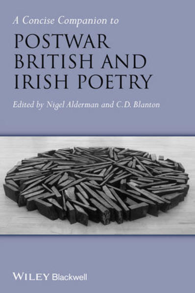 A Concise Companion to Postwar British and Irish Poetry - Coverbild