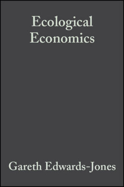 Ecological Economics - Coverbild