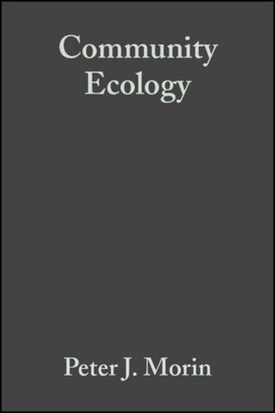 Community Ecology - Coverbild