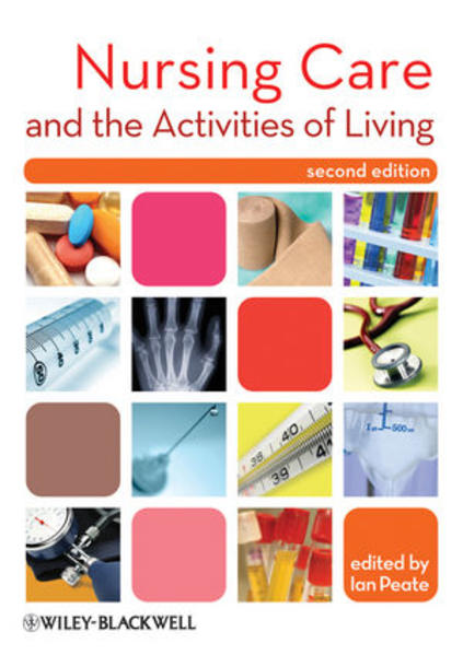 Nursing Care and the Activities of Living - Coverbild