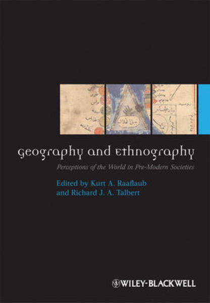Geography and Ethnography - Coverbild