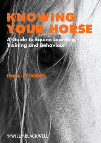 Knowing Your Horse - Coverbild