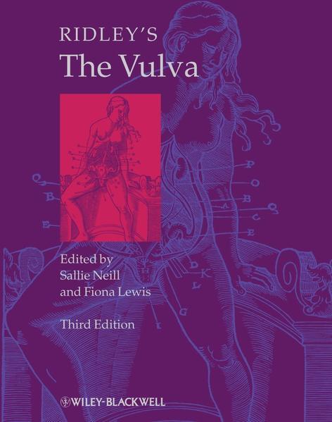 Ridley's The Vulva - Coverbild