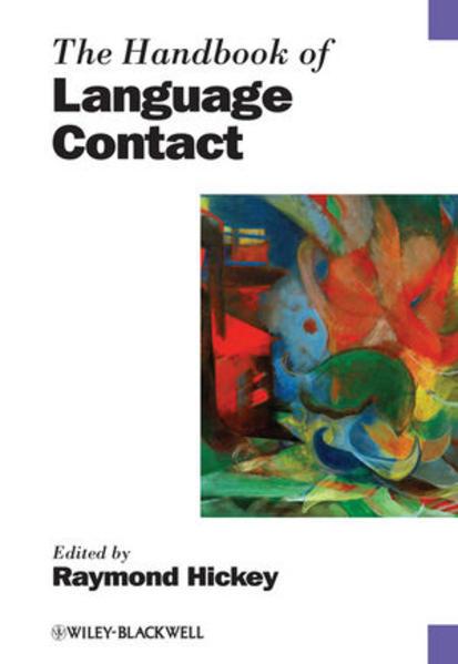 The Handbook of Language Contact - Coverbild