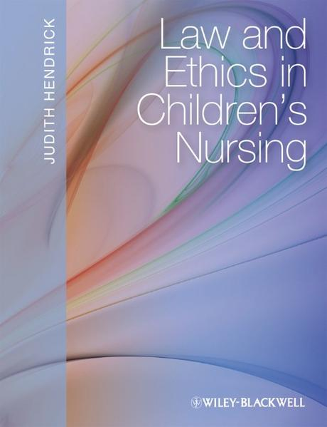 Law and Ethics in Children's Nursing - Coverbild