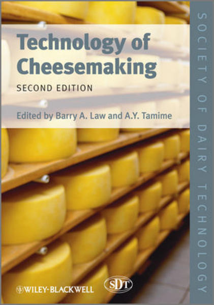 Technology of Cheesemaking - Coverbild