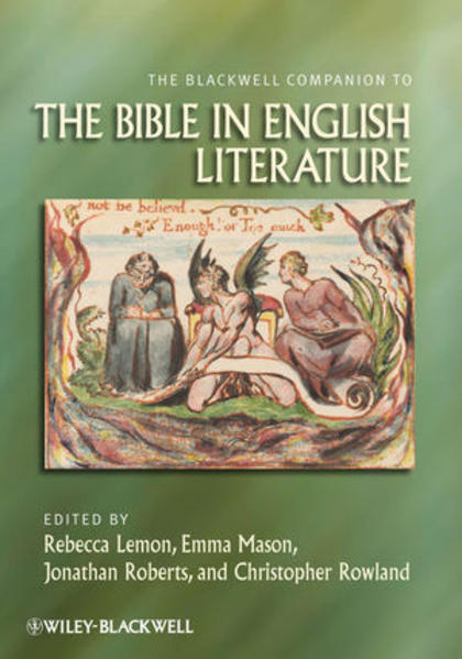 The Blackwell Companion to the Bible in English Literature - Coverbild