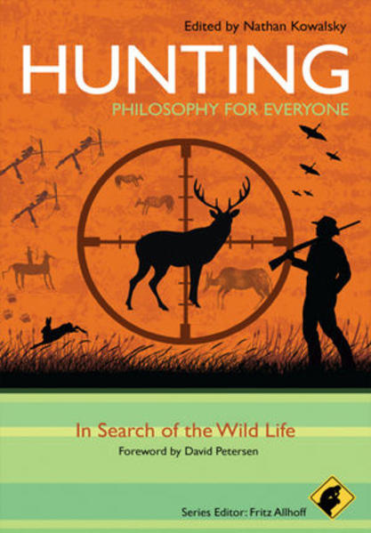 Hunting - Philosophy for Everyone - Coverbild