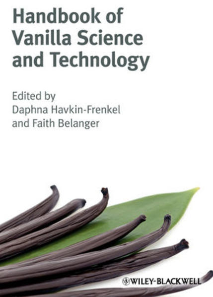 Handbook of Vanilla Science and Technology - Coverbild