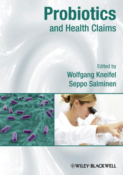 Probiotics and Health Claims - Coverbild