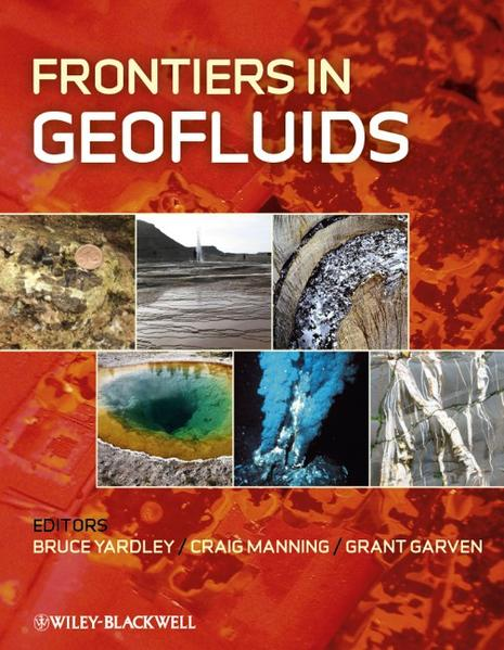 Frontiers in Geofluids - Coverbild