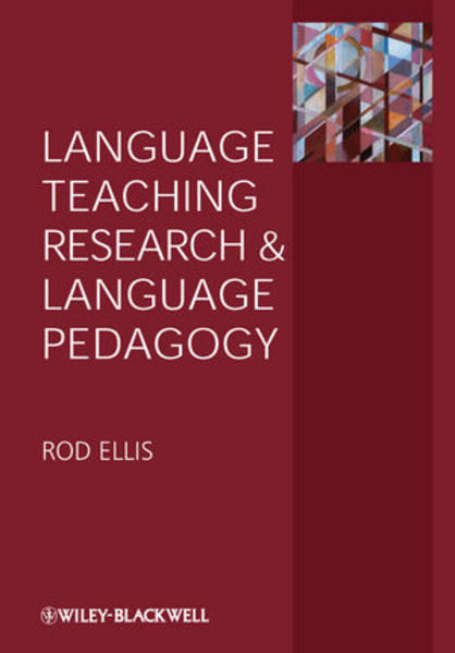 Language Teaching Research and Language Pedagogy - Coverbild
