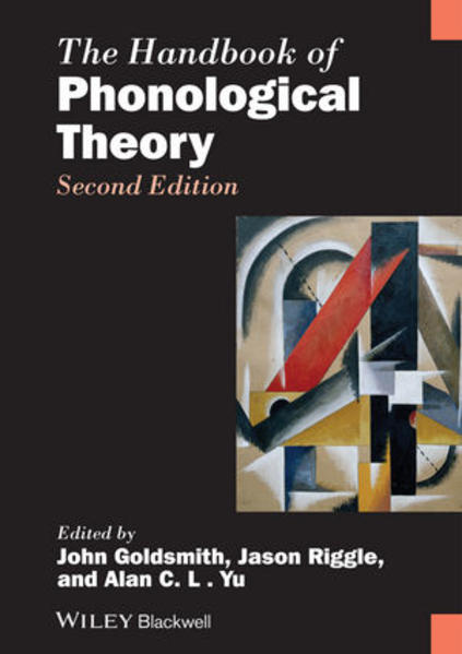 The Handbook of Phonological Theory - Coverbild