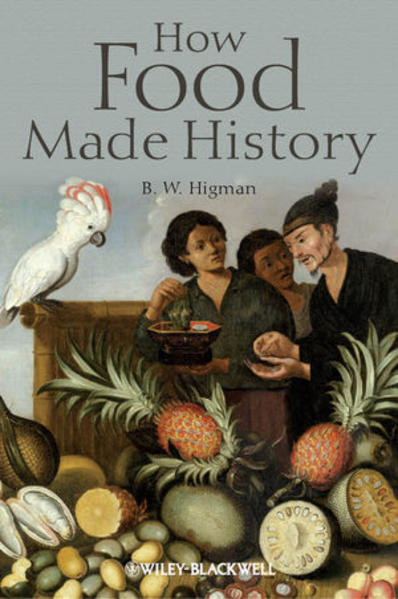 How Food Made History - Coverbild