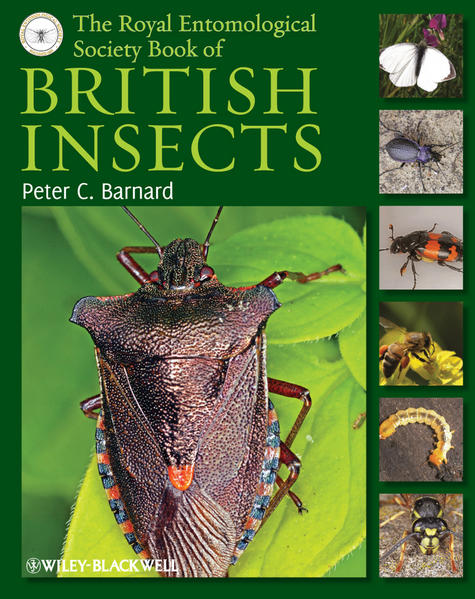 The Royal Entomological Society Book of British Insects - Coverbild