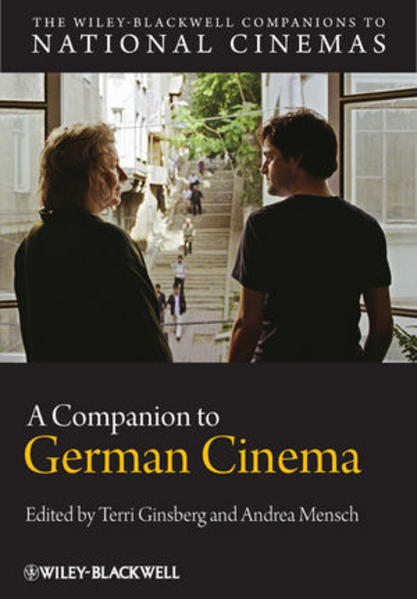 A Companion to German Cinema - Coverbild