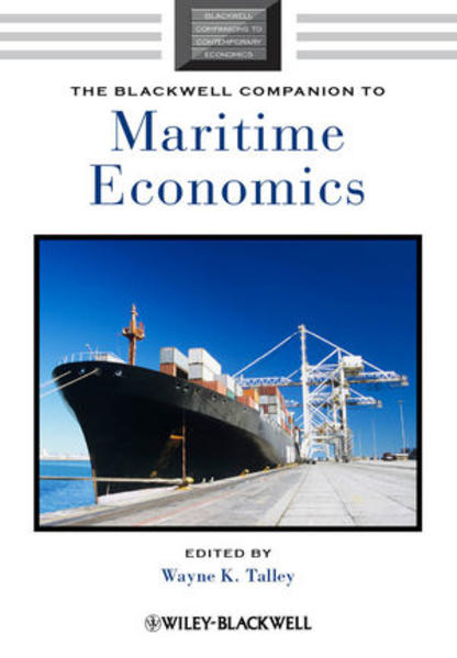 The Blackwell Companion to Maritime Economics - Coverbild