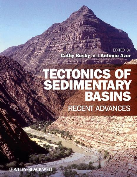 Tectonics of Sedimentary Basins - Coverbild