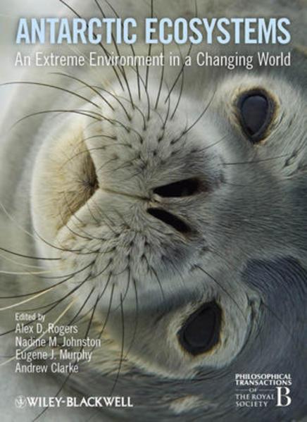 Antarctic Ecosystems - Coverbild