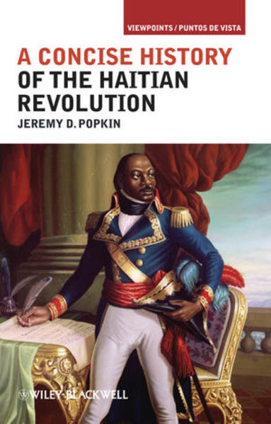 A Concise History of the Haitian Revolution - Coverbild