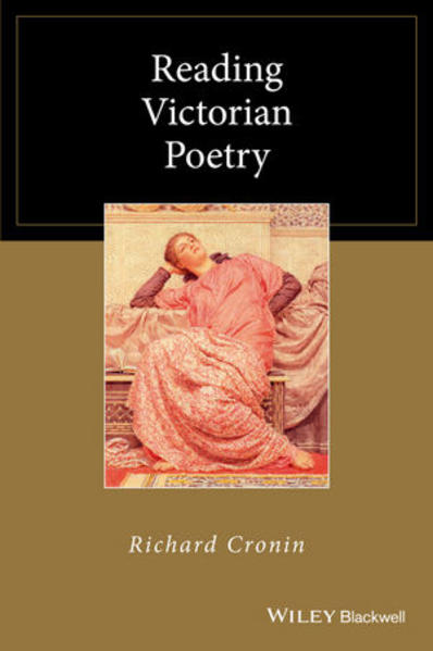 Reading Victorian Poetry - Coverbild