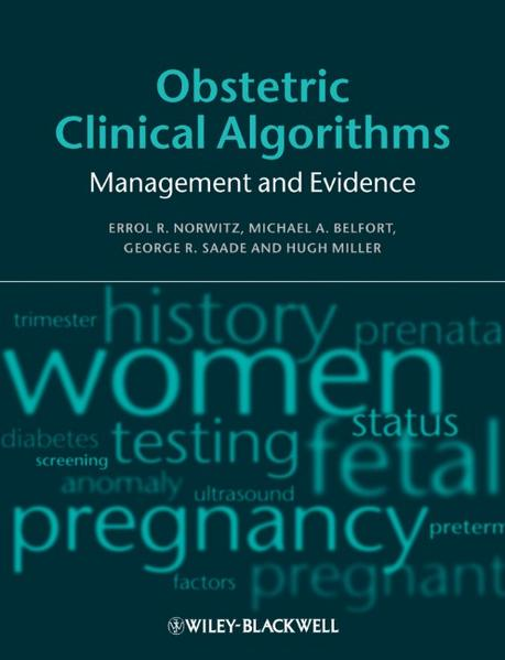 Obstetric Clinical Algorithms - Coverbild
