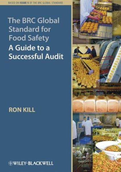 The BRC Global Standard for Food Safety - Coverbild