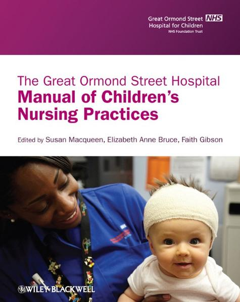 The Great Ormond Street Hospital Manual of Children's Nursing Practices - Coverbild
