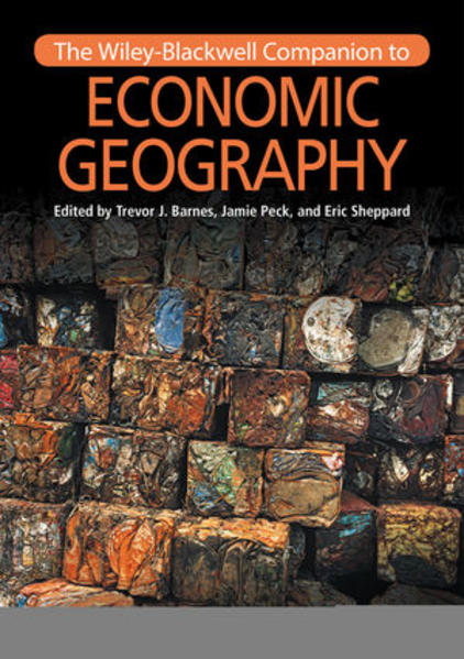The Wiley-Blackwell Companion to Economic Geography - Coverbild