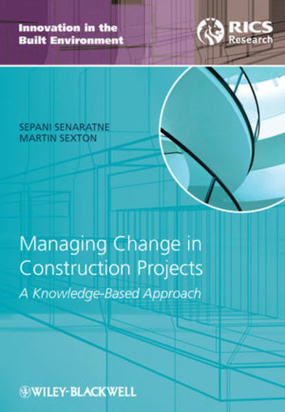 Managing Change in Construction Projects - Coverbild