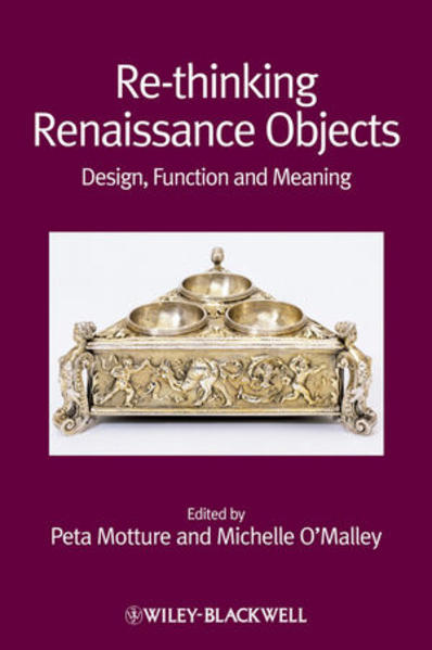 Re-thinking Renaissance Objects - Coverbild