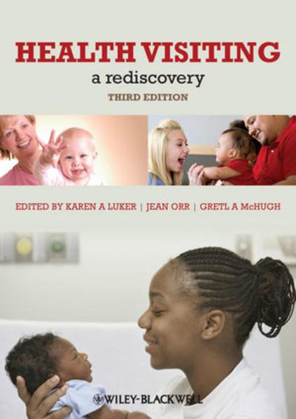 Health Visiting - Coverbild