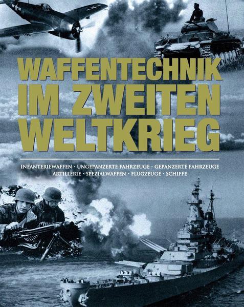 Waffentechnik im Zweiten Weltkrieg - Coverbild