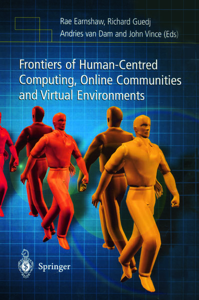 Frontiers of Human-Centered Computing, Online Communities and Virtual Environments - Coverbild