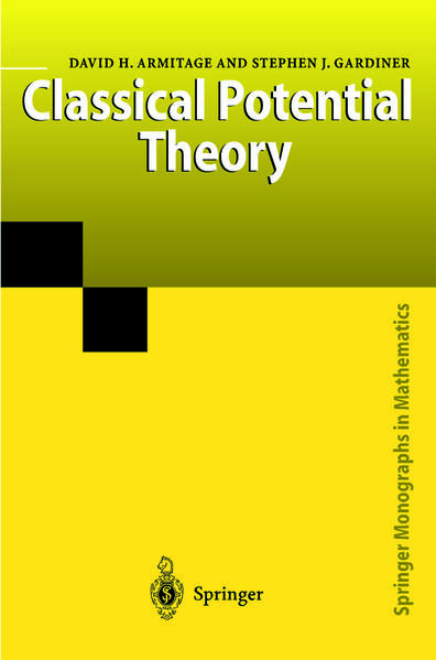 Classical Potential Theory - Coverbild