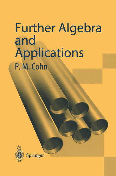 Further Algebra and Applications - Coverbild