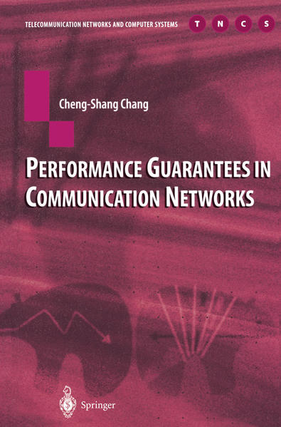 Performance Guarantees in Communication Networks - Coverbild
