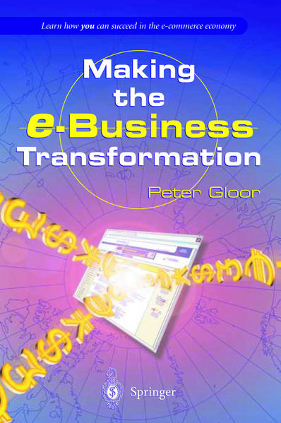 Making the e-Business Transformation - Coverbild