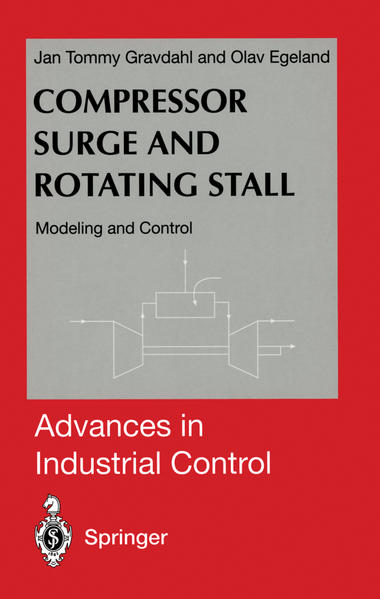 Compressor Surge and Rotating Stall - Coverbild