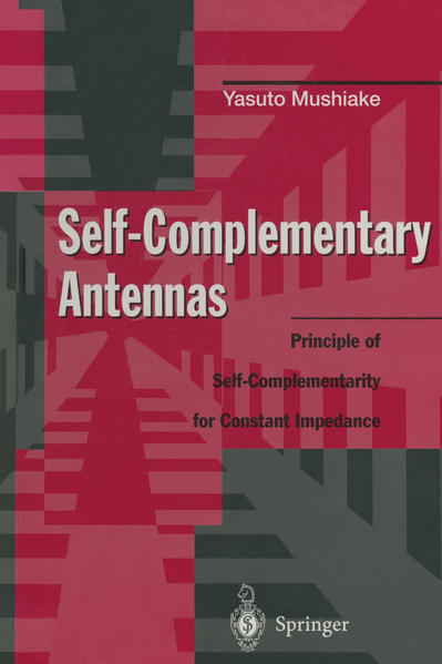 Self-Complementary Antennas - Coverbild