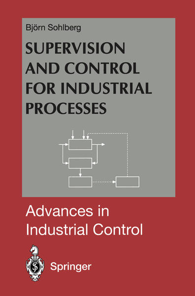 Supervision and Control for Industrial Processes - Coverbild