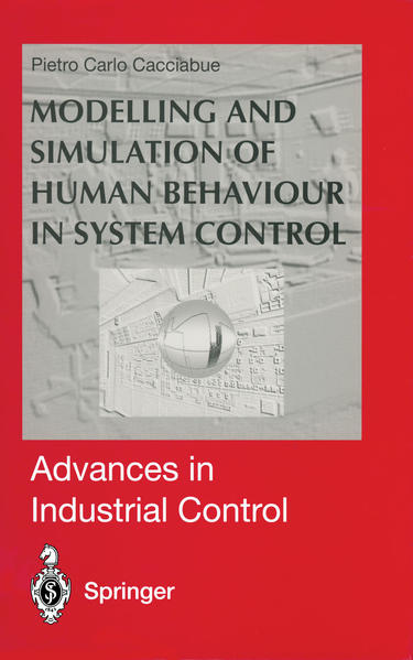 Modelling and Simulation of Human Behaviour in System Control - Coverbild