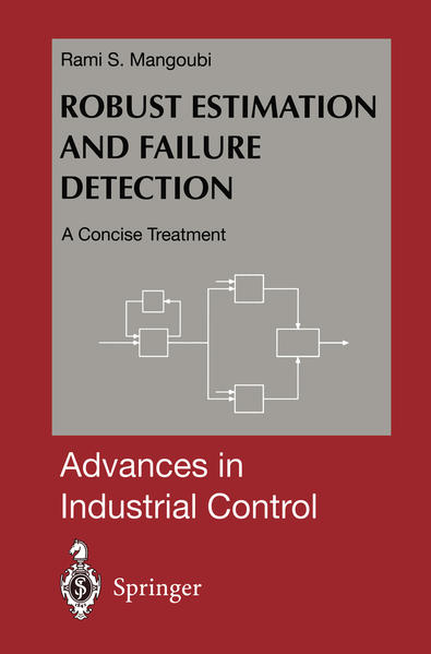 Robust Estimation and Failure Detection - Coverbild