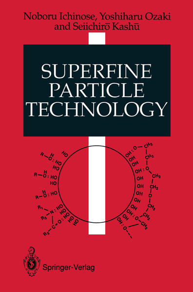 Superfine Particle Technology - Coverbild