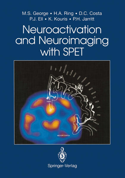 Neuroactivation and Neuroimaging with SPET - Coverbild